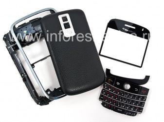 Оригинальный корпус для BlackBerry 9000 Bold, Черный