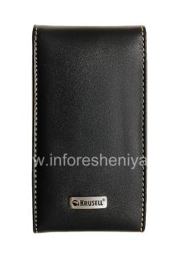 Buy Signature Leather Case Krusell Orbit Flex Multidapt Ledertasche für Blackberry 9000 Bold