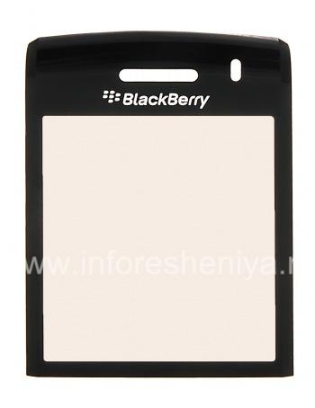 Оригинальное стекло на экран без металлического крепления и сетки динамика для BlackBerry 9100/9105 Pearl 3G