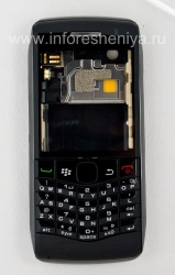 Оригинальный корпус для BlackBerry 9100/9105 Pearl 3G, Черный