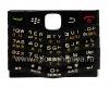 Фотография 1 — Русская клавиатура BlackBerry 9100 Pearl 3G (копия), Черный с белыми цифрами