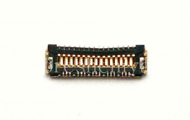 Купить Коннектор LCD-экрана (LCD connector) для BlackBerry 9100/9105 Pearl 3G