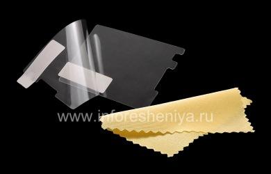 Eine transparente Schutzfolie für Blackberry 9100/9105 Pearl 3G, transparent