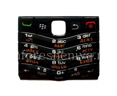 Купить Русская клавиатура BlackBerry 9105 Pearl 3G
