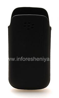 Купить Оригинальный кожаный чехол-карман Koskin Pocket Pouch для BlackBerry 9100/9105 Pearl 3G