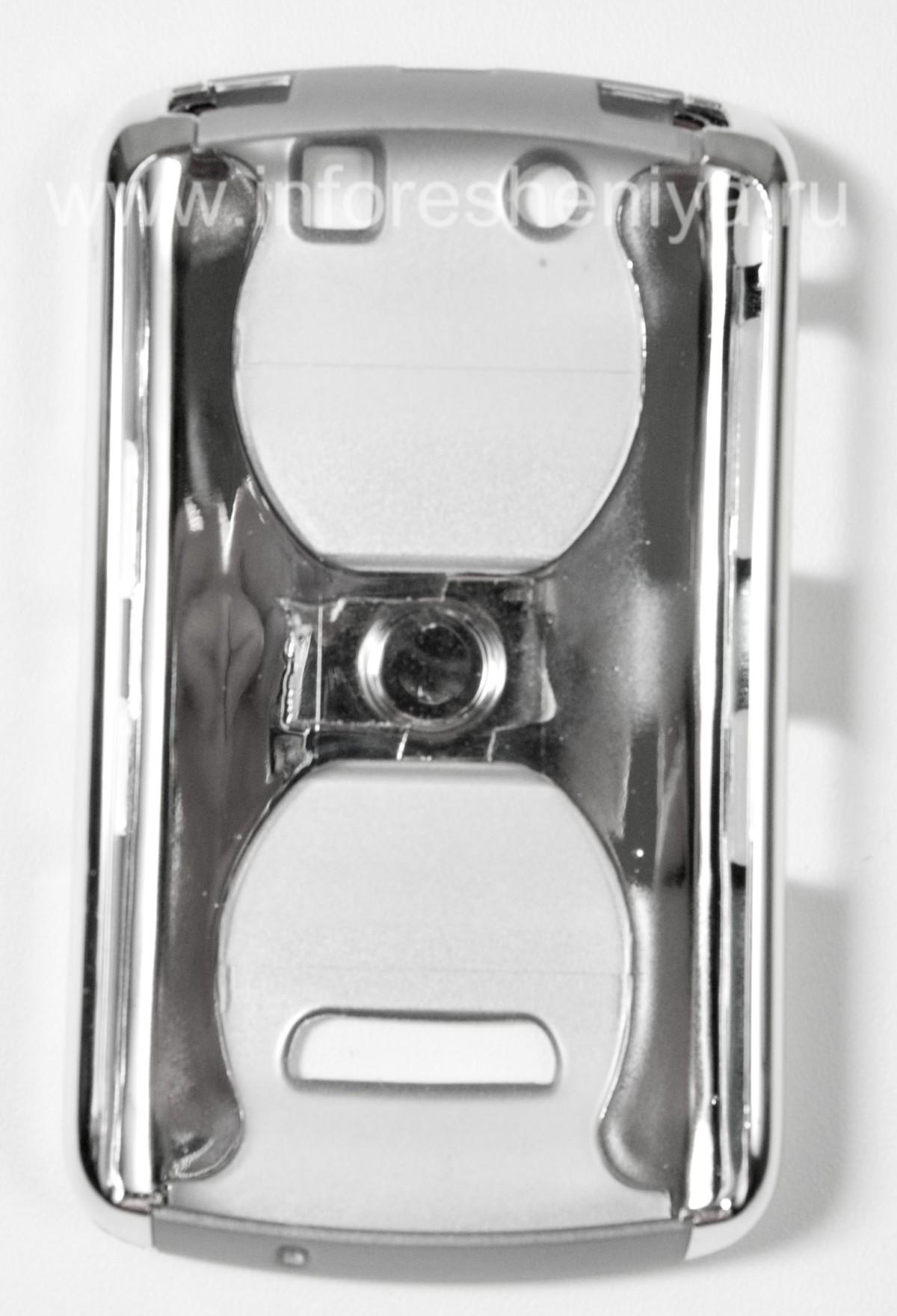 Caja de pl stico chrome para blackberry 9500 9530 - Cajas de plastico ...