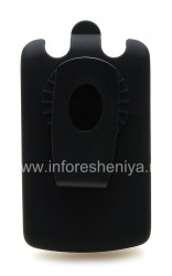 Фирменный чехол-кобура Cellet Force Ruberized Holster для BlackBerry 9500/9530 Storm, Черный
