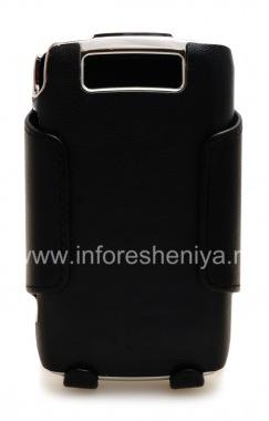 Купить Фирменный эксклюзивный кожаный чехол с кобурой Verizon Shell/Holster Combo для BlackBerry 9520/9550 Storm2