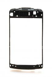 La partie centrale du corps dans l'ensemble pour le BlackBerry Storm2 9520/9550, noir
