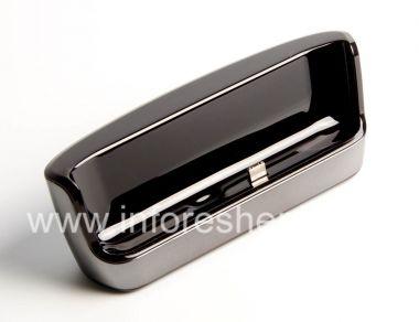 """Купить Оригинальное настольное зарядное устройство """"Стакан"""" Charging Pod для BlackBerry 9520/9550 Storm2"""