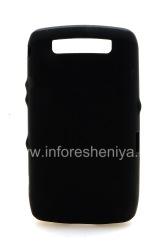 Фирменный силиконовый чехол Incipio DermaShot для BlackBerry 9520/9550 Storm2, Черный (Black)