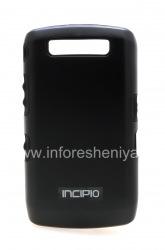 Фирменный чехол повышенной прочности Incipio Silicrylic для BlackBerry 9520/9550 Storm2, Черный (Black)