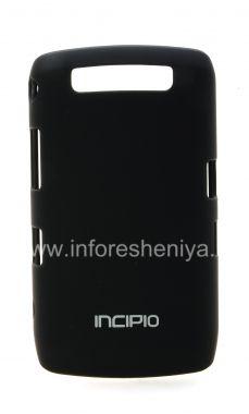 Buy ブラックベリー9520/9550 Storm2ためのしっかりしたプラスチック製のカバーのIncipioフェザー保護
