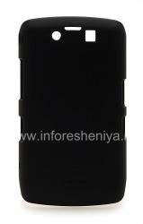 Фирменный пластиковый чехол-крышка Case-Mate Barely There для BlackBerry 9520/9550 Storm2, Черный