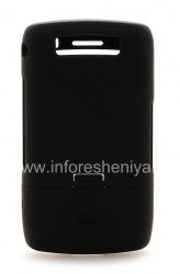 Фирменный пластиковый чехол Seidio Innocase Surface для BlackBerry 9520/9550 Storm2, Черный (Black)
