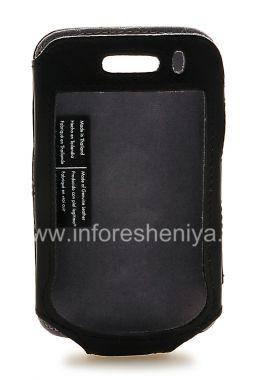 Купить Фирменный кожаный чехол Krusell Cabriolet Multidapt Leather Case для BlackBerry 9520/9550 Storm2