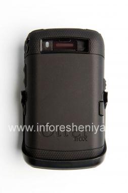 Купить Фирменный пластиковый чехол-корпус повышенного уровня защиты OtterBox Defender Series Case для BlackBerry 9520/9550 Storm2