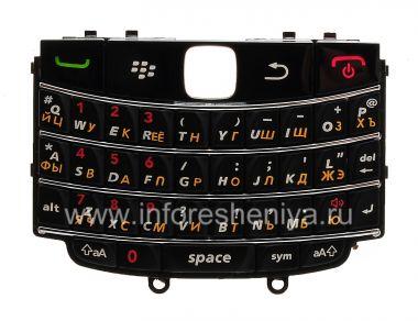 Купить Русская клавиатура BlackBerry 9650 Tour