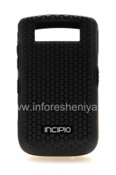 Фирменный чехол повышенной прочности Incipio Silicrylic для BlackBerry 9630/9650 Tour, Черный (Black)