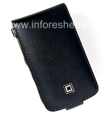 Купить Фирменный кожаный чехол с вертикально открывающейся крышкой Cellet Executive Case для BlackBerry 9630/9650 Tour