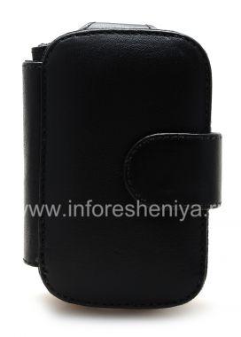 Купить Фирменный кожаный чехол горизонтально открывающийся Smartphone Experts Book Case для BlackBerry 9700/9780 Bold