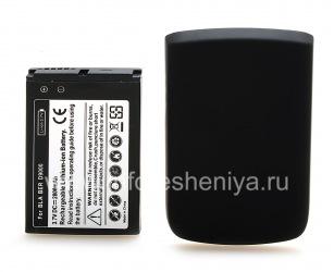 Hochleistungsakku für Blackberry 9700/9780 Bold, schwarz