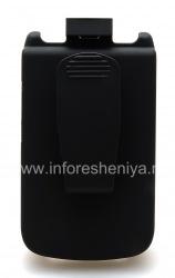 Чехол-аккумулятор с клипсой для BlackBerry 9700/9780 Bold, Черный Матовый