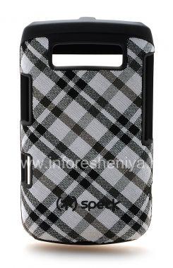 Купить Фирменный пластиковый чехол с тканевой вставкой Speck Fitted Case для BlackBerry 9700/9780 Bold