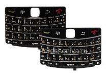Оригинальная клавиатура BlackBerry 9700/9780 Bold (другие языки), Черный, Арабский, Иврит