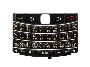 Купить Русская клавиатура BlackBerry 9700 Bold с толстыми буквами