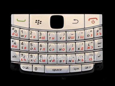 Купить Белая русская клавиатура BlackBerry 9700/9780 Bold