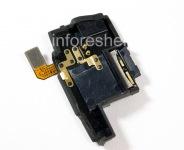 Слот карты памяти (Memory Card Slot) в сборке для BlackBerry 9700/9780 Bold