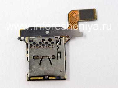 Купить Слот карты памяти (Memory Card Slot) для BlackBerry 9700/9780 Bold