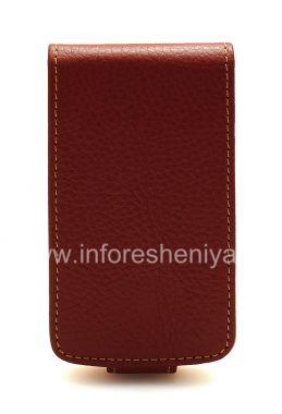 Купить Кожаный чехол с вертикально открывающейся крышкой Wallet Case для BlackBerry 9700/9780 Bold