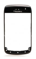 Оригинальный ободок для BlackBerry 9780 Bold, Темный металлик (Сharcoal)