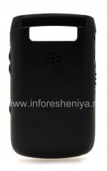 Оригинальный пластиковый чехол-крышка Hard Shell Case для BlackBerry 9700/9780 Bold, Черный (Black)