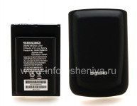 Фирменный аккумулятор повышенной емкости Seidio Innocell Extended Battery для BlackBerry 9700/9780 Bold, Черный
