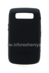 Фирменный силиконовый чехол Incipio DermaShot для BlackBerry 9700/9780 Bold, Черный (Black)