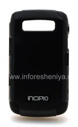 Фирменный чехол повышенной прочности Incipio Silicrylic для BlackBerry 9700/9780 Bold, Черный (Black)
