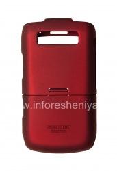Фирменный пластиковый чехол Seidio Innocase Surface для BlackBerry 9700/9780 Bold, Бордовый (Red)