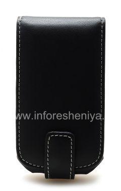 Купить Фирменный кожаный чехол ручной работы Monaco Flip Type Leather Case для BlackBerry 9700/9780 Bold