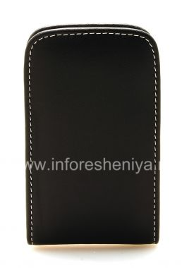 Купить Фирменный кожаный чехол-карман ручной работы Monaco Vertical Pouch Type Leather Case для BlackBerry 9700/9780 Bold