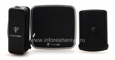 Купить Эксклюзивное беспроводное зарядное устройство PowerMat Wireless Charging System для BlackBerry 9700/9780 Bold