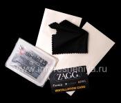 Фирменная защитная пленка для экрана и корпуса ZAGG invisibleSHIELD для BlackBerry 9700/9780 Bold, Прозрачный