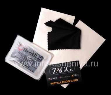 Купить Фирменная защитная пленка для экрана и корпуса ZAGG invisibleSHIELD для BlackBerry 9700/9780 Bold