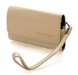 Оригинальный кожаный чехол-сумка Premium Leather Folio для BlackBerry