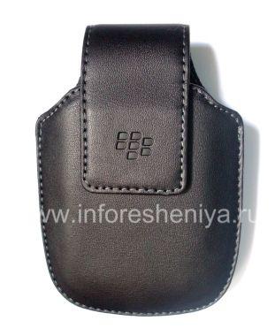 Купить Кожаный чехол с клипсой для BlackBerry