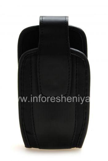 Тканевый чехол с зажимом для BlackBerry