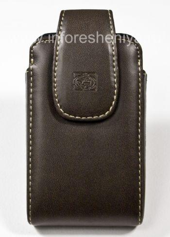 Фирменный кожаный чехол с зажимом Body Glove Vertical Landmark Universal Protective Case для BlackBerry