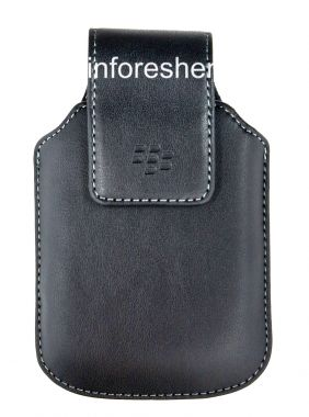 Купить Оригинальный кожаный чехол с клипсой Sythetic Swivel Holster для BlackBerry